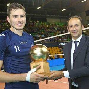 Volley, Modena e una partenza lanciata. Piano: ''Puntiamo in alto''
