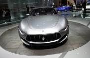 Maserati Alfieri esposta al MEF: il prototipo fa show