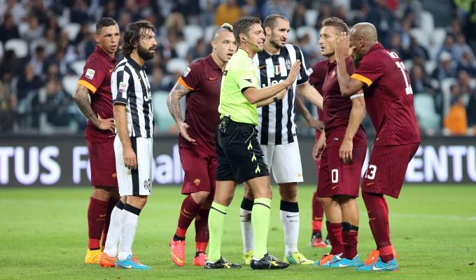 """Mea culpa Rocchi: """"In Juve-Roma ho sbagliato"""""""