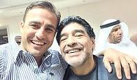 L'Italia celebra Maradona  entrerà nella Hall of Fame