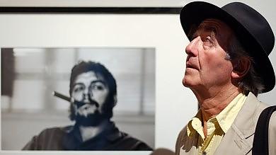 Morto René Burri, il fotografo 'ignoto' che diede un volto al mito Che Guevara