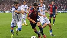 Genoa-Empoli finisce 1-1    Gasperini  contro i tifosi