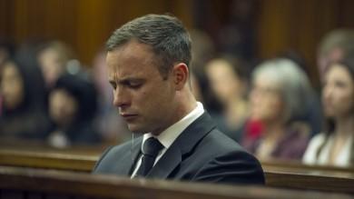 Pistorius, il giorno della sentenza
