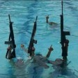 Narcotrafficanti in piscina olimpica: la foto su Fb