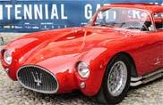 Maserati festeggia i suoi 100 anni ad Auto e Moto d'Epoca