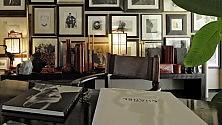 A casa di Giorgio Armani la visita esclusiva