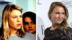 Metamorfosi di Renée Zellweger c'era una volta Bridget Jones