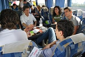 StartupBus, cervelli in viaggio non in fuga: tre giorni on the road per 25 giovani inventori