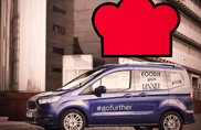 Ford e Foodie Geek Dinner, a tutta … tavola