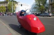 Un prototipo fatto in casa per la mobilità alternativa