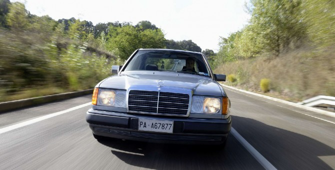 Al via Mercedes FirstHand Classic