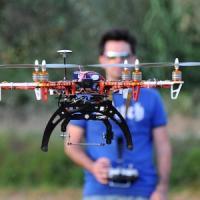 """""""Droni efficaci per lo studio del rischio sismico"""""""