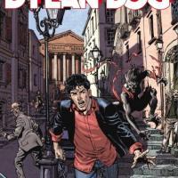 Dylan Dog per le strade di Cosenza. L'indagatore dell'incubo per la prima volta in...