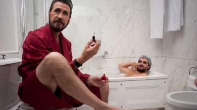 """Festival di Roma, il nuovo Marco Risi tra cinema e calcio con """"Tre tocchi""""   foto"""