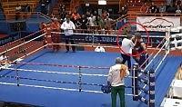 Arbitro lo dichiara perdente   vd   E il giovane croato lo mette ko
