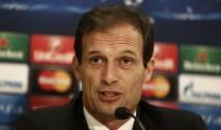 Allegri: ''Con l'Olympiacos  è vietato sbagliare''
