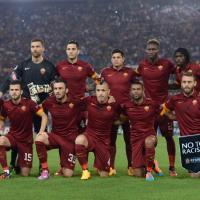 Roma-Bayern Monaco, il film della partita