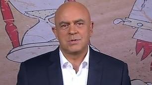 """Crozza: """"Renzi dalla D'Urso come Togliatti al Musichiere"""""""