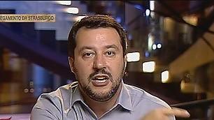"""Tagli agli sprechi, Salvini in diretta: """"Ma vaff..."""""""