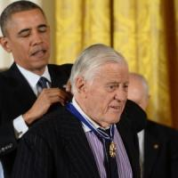 Watergate: morto Ben Bradlee, il carismatico ex direttore del Washington Post