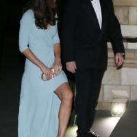 Kate, prima apparizione in pubblico dopo l'annuncio della gravidanza