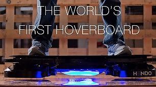 Da 'Ritorno al futuro' alla realtà l'hoverboard esiste davvero