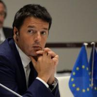 """Renzi: """"Piano di investimento gigantesco, basta austerità. L'Europa volta pagina"""""""