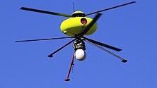 """""""Droni efficaci per studio del rischio sismico"""""""