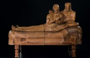 Il sarcofago rinasce dal genio di Giugiaro