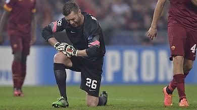 Roma travolta dal Bayern  1-7    Garcia:  schiaffo solo colpa mia    vd