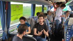 """Cervelli in viaggio, non in fuga   """"Fare una startup in 72 ore"""""""