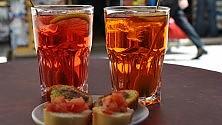 Katsu-Kare e Spritz. Aperol brinda al cambio di gusti inglese