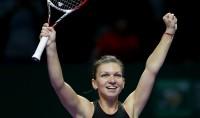 Masters, Halep domina Serena Djokovic diventa papà