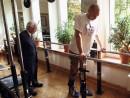 Paralizzato torna a camminare  dopo trapianto cellule    foto      video