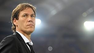 """Roma dopo shock   video   Garcia: ''Su la testa''  Il Papa al Bayern: """"Meravigliosi"""""""
