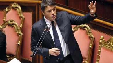 """Renzi: """"Basta austerità Ue   video   con nuova commissione si volta pagina"""""""