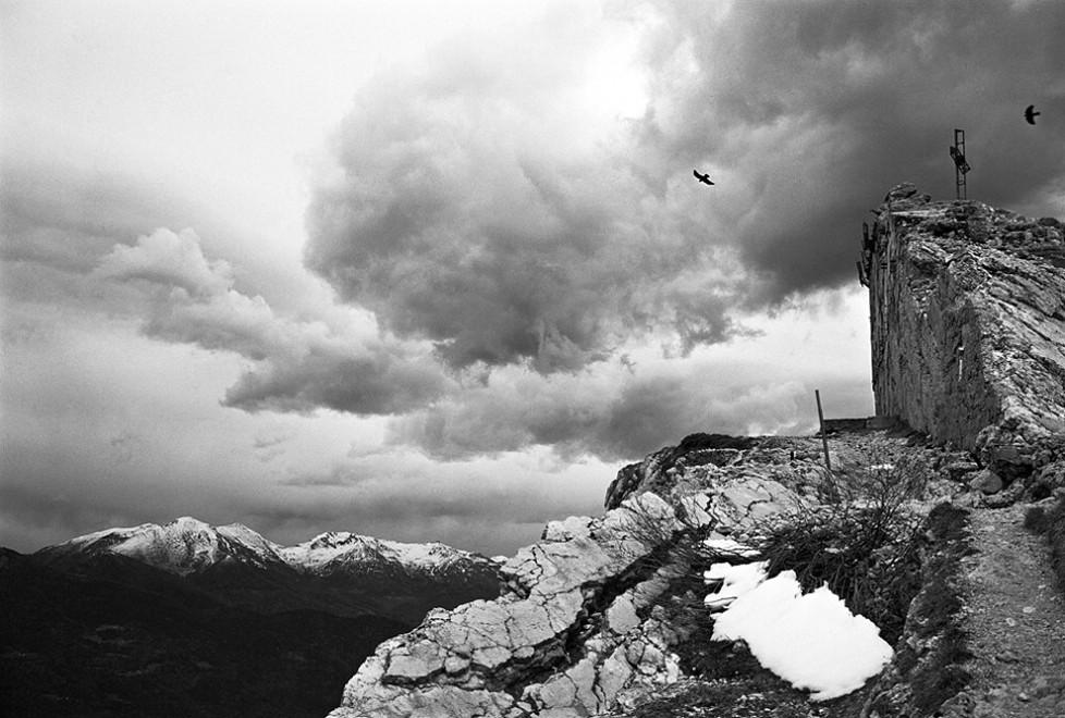 Vento, neve e roccia: i luoghi della Grande Guerra