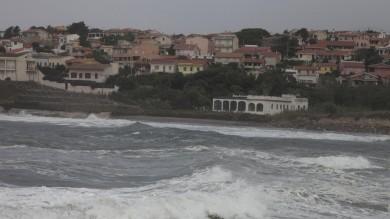 Maltempo, il vortice artico sull'Italia   foto   giù le temperature, venti oltre 120 km/h