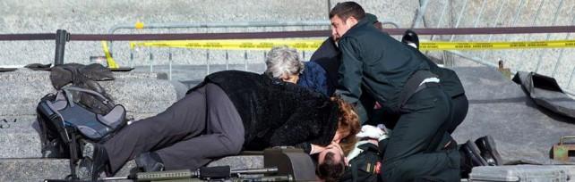 Canada sotto attacco: spari in Parlamento      Morto soldato. Ucciso filojihadista, altri in fuga      Video   Lo scontro a fuoco nel Palazzo    -   foto   -   vd
