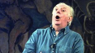 """Dario Fo, maestro irrefrenabile """"Mi infurio solo per le balle"""""""
