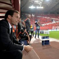 """Juventus, Allegri: """"Abbiamo regalato un tempo, ma passeremo il turno"""""""