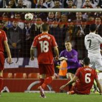 Champions, il Real umilia il Liverpool. Atletico travolgente