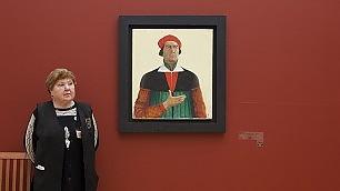 Qui nessuno tocca niente vigilano le custodi dei musei russi