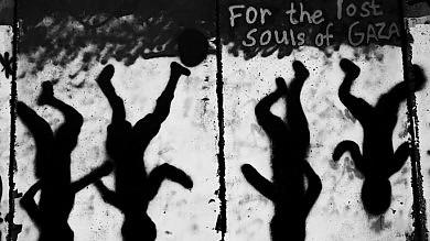 Fotoprogetto  Rabbia, ironia e Banksy 10 anni di muro nel cuore delle 3 religioni La barriera tra Betlemme e Gerusalemme
