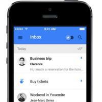 Google sperimenta con l'email: ecco Inbox, la casella smart