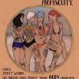 Il coraggio delle donne nei disegni anti pregiudizi