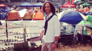 Occupy Hong Kong, c'è Kenny G  Il jazzista: ''Passeggiavo''