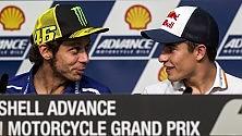 """Rossi: """"A Sepang è dura  ma voglio secondo posto"""""""