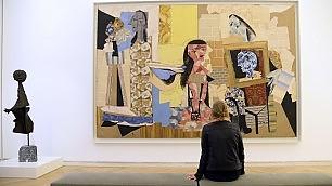 5 anni e un direttore cacciato Alla fine Parigi ritrova Picasso