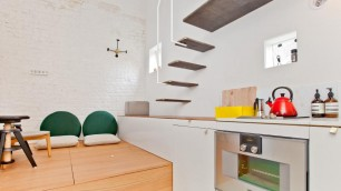 La casa è piccola, ma costa cara  340mila euro per 17 mq